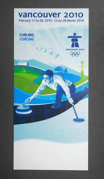 Visuels officiels des billets des Jeux Olympiques d'hiver de Vancouver 2010 Previe10
