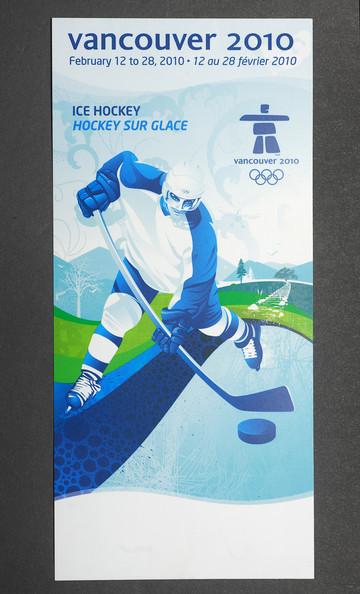 Visuels officiels des billets des Jeux Olympiques d'hiver de Vancouver 2010 Previe12