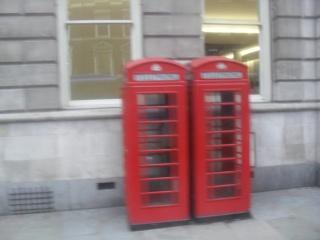 Voyage à Londres Cabine10