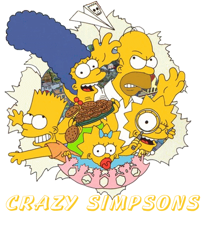 Crazy SimpSonS Famill10