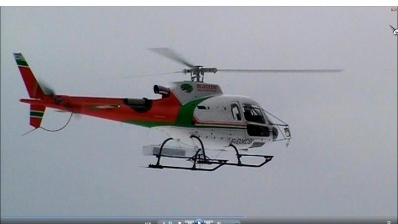 AS 350 BLUGEON Hélicoptères Classe 700 Blugeo12