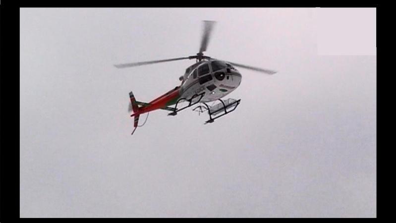 AS 350 BLUGEON Hélicoptères Classe 700 Blugeo13