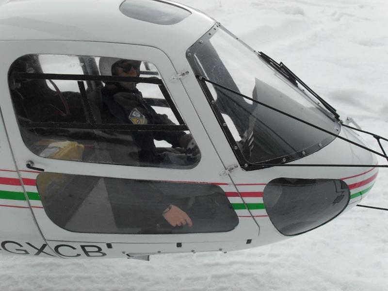 AS 350 BLUGEON Hélicoptères Classe 700 Sdc15712