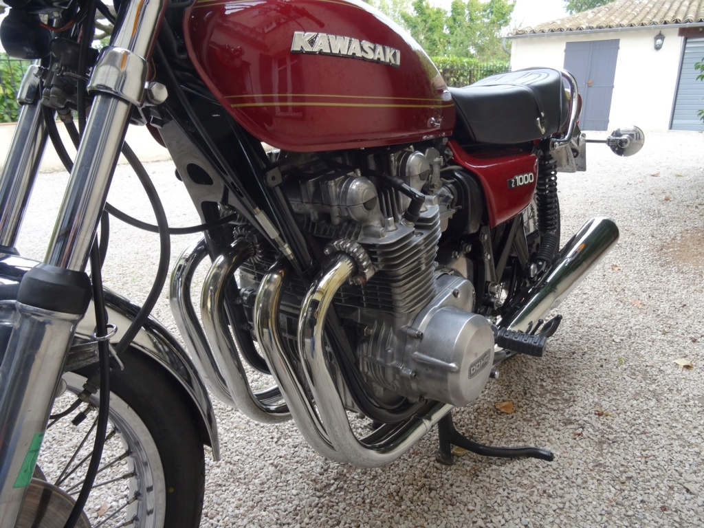 Restauration d'un Z 1000 A1  ..... ! Dsc03315