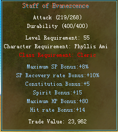 Equipment changes Cleric12