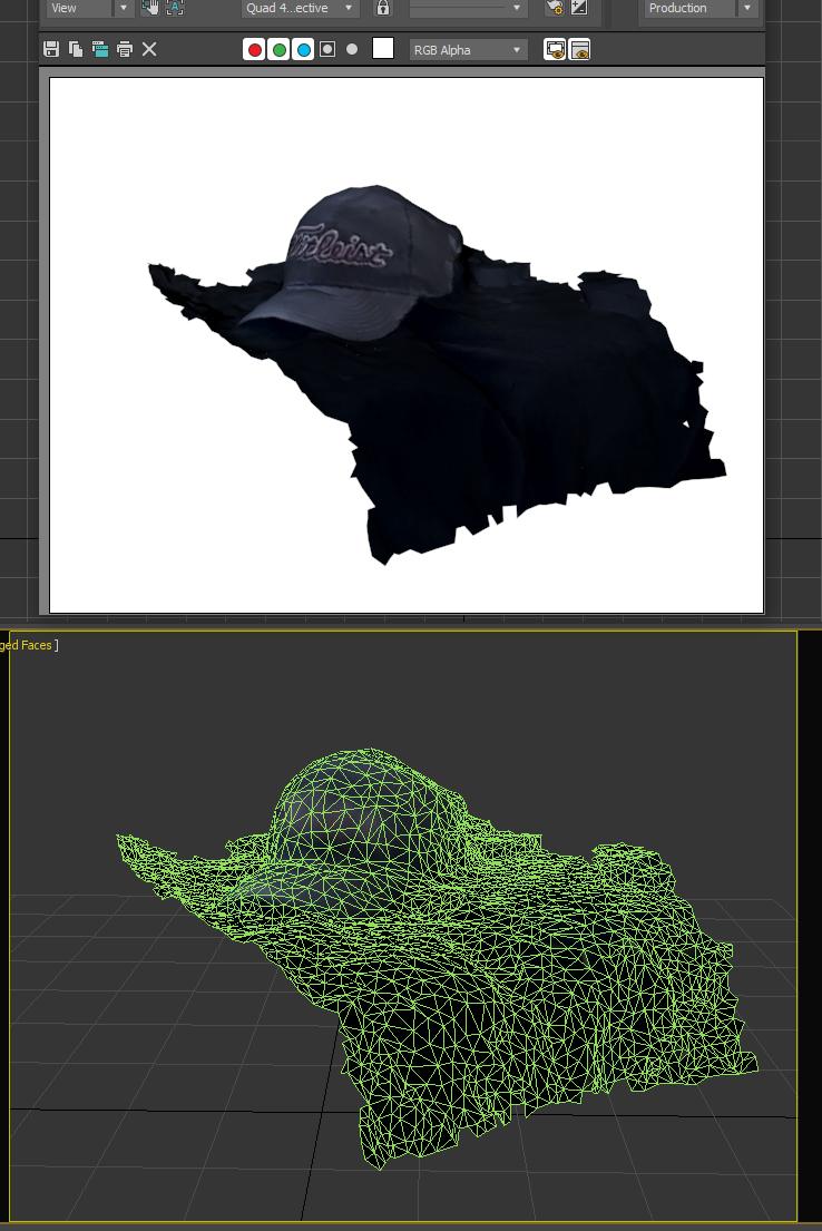 [ AUTRES LOGICIELS ] Application pour smartphone de numérisation 3D gratuite Display.land Test10