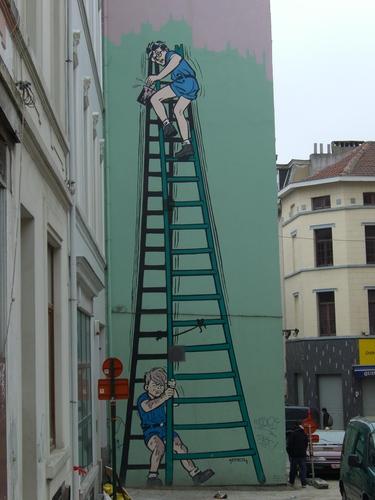 Les parcours BD de Bruxelles, Laeken et Anvers - Page 2 12058910