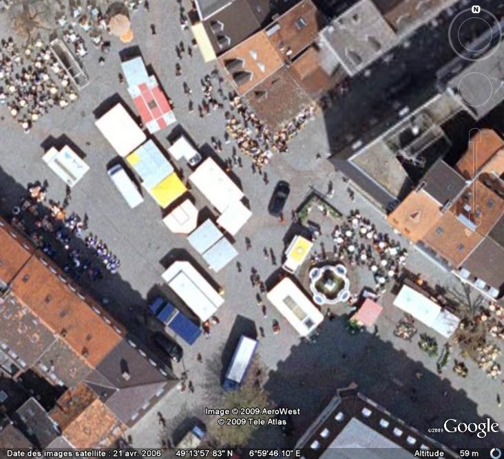 Marchés et Brocantes sur Google Earth - Page 8 Marcha13