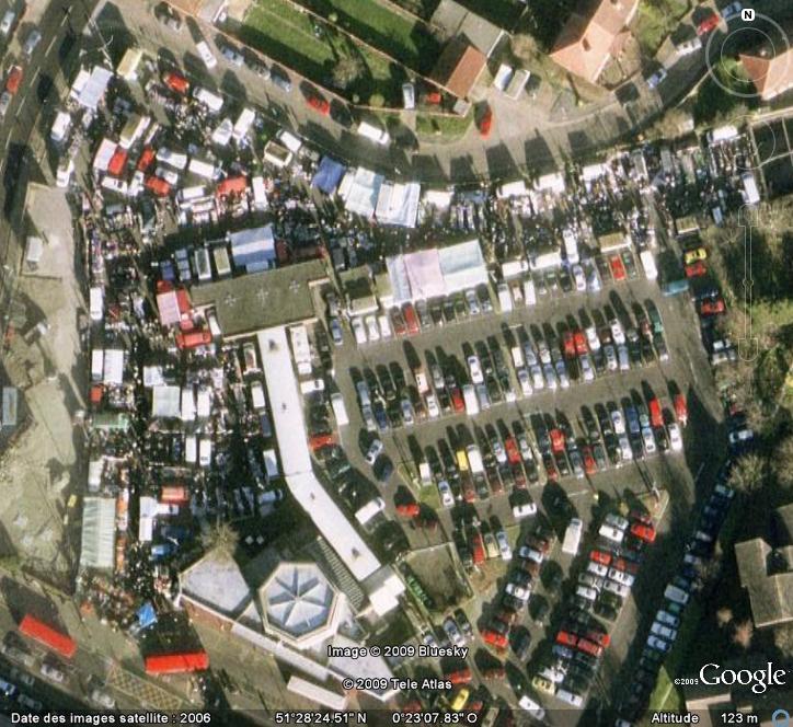 Marchés et Brocantes sur Google Earth - Page 9 Marcha16
