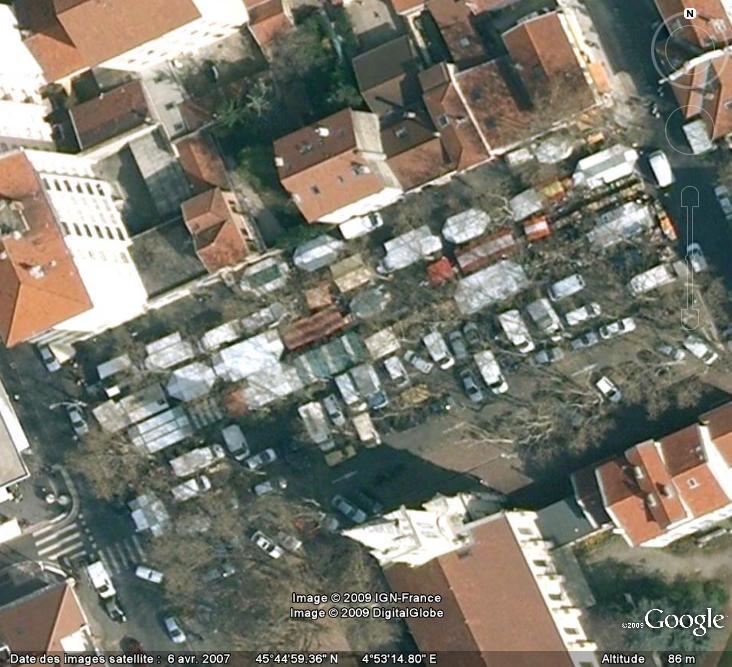 Marchés et Brocantes sur Google Earth - Page 9 Marcha17