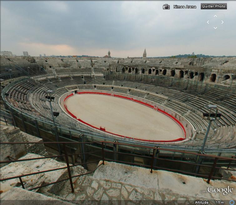 Les panoramiques de 360° Cities - Page 2 Nimes10