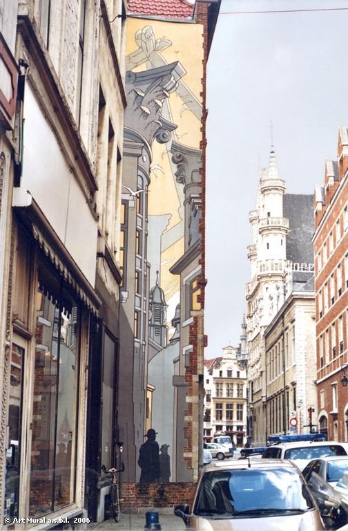 Les parcours BD de Bruxelles, Laeken et Anvers - Page 2 R07sch10