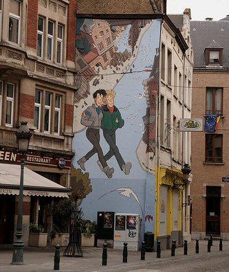 Les parcours BD de Bruxelles, Laeken et Anvers - Page 2 Strmar10