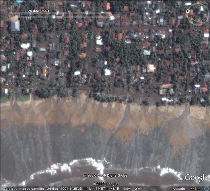 Tsunami du 26 décembre 2004 : Moratuwa - katukurunda , 26 décembre 2004 Tsunam11