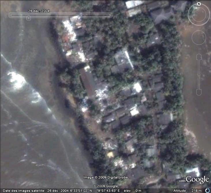 Tsunami du 26 décembre 2004 : Moratuwa - katukurunda , 26 décembre 2004 Tsunam13
