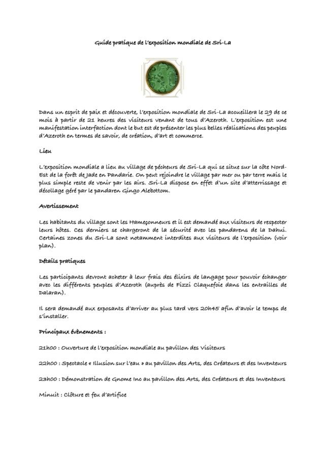 La Gazette de Hurlevent - Édition & Brève - Page 6 Guide-13