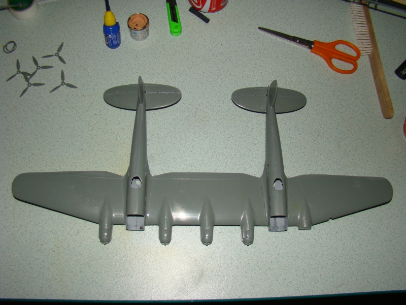 Heinkel 111 zwilling Dsc05514