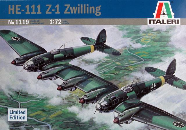 Heinkel 111 zwilling Italer10