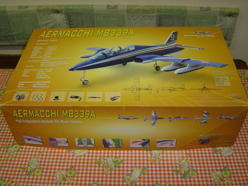 Aermacchi MB-339 (90mm Fan) Dsc00213