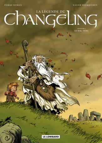 La Légende du changeling - Série [Dubois, Pierre & Fourquemin, Xavier] 97828010