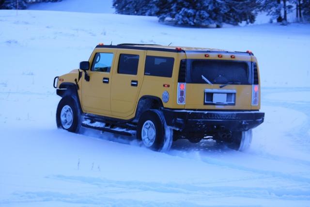 P'tite sortie improvisée dans la neige... Img_6110