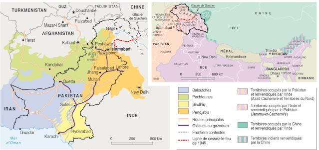 Les habitants du Cachemire sont appelés à se préparer à une guerre nucléaire 110