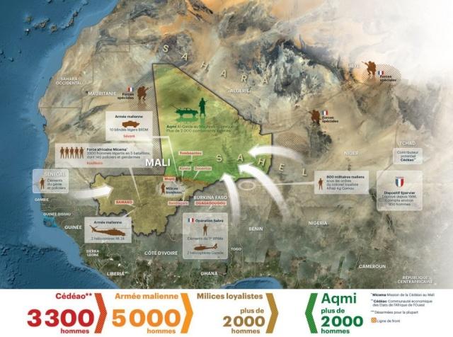 pour - Cartes et infographies de l'Afrique 122