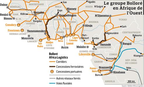 pour - Cartes et infographies de l'Afrique 126