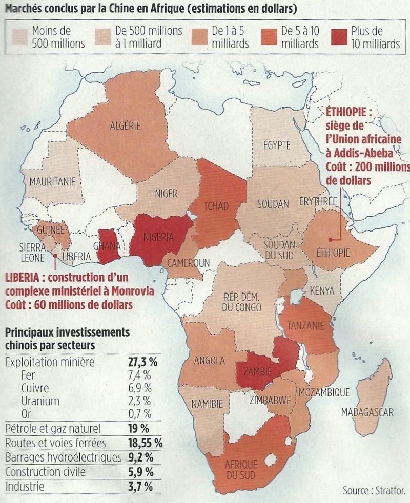 pour - Cartes et infographies de l'Afrique 132