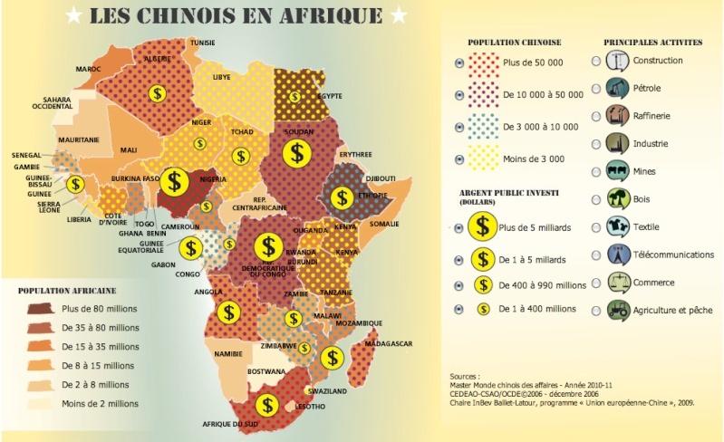pour - Cartes et infographies de l'Afrique 133