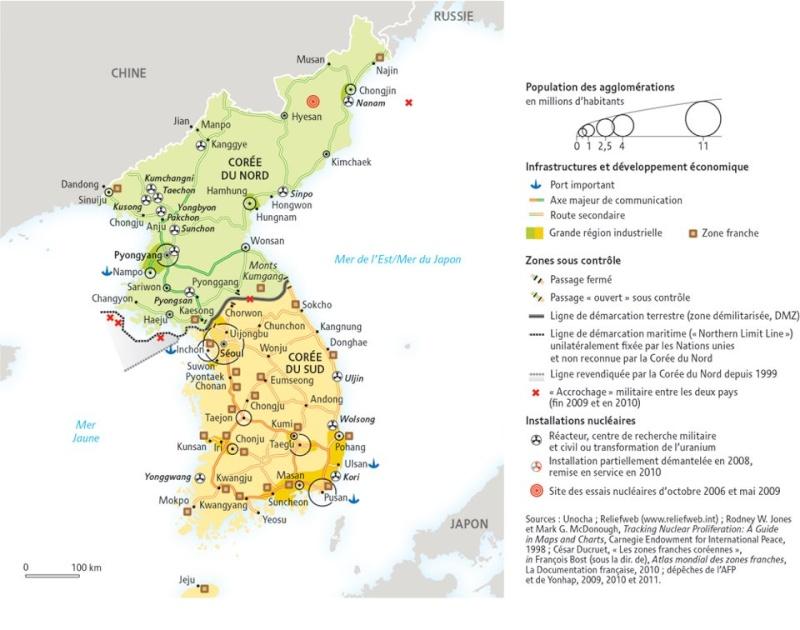 pour - Des commandos américains parachutés en Corée du Nord pour des surveillances 136