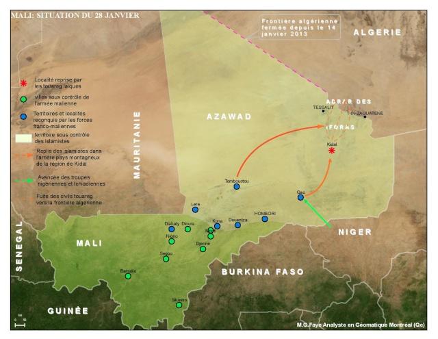 L'intervention militaire française au Mali vise-t-elle à assurer les intérêts d'Areva ? - Page 2 141