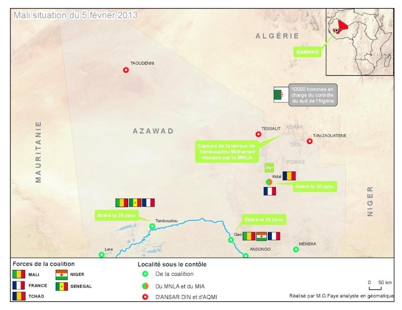 L'intervention militaire française au Mali vise-t-elle à assurer les intérêts d'Areva ? - Page 2 144