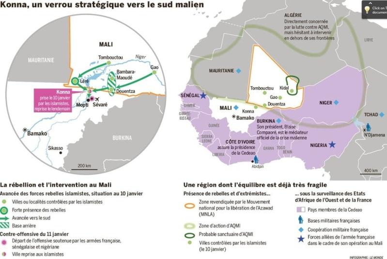 L'intervention militaire française au Mali vise-t-elle à assurer les intérêts d'Areva ? 18162910