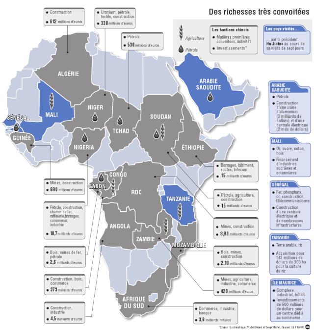 pour - Cartes et infographies de l'Afrique 213