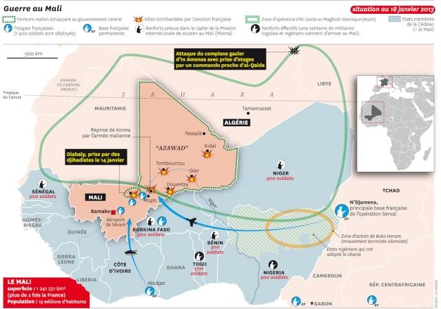 L'intervention militaire française au Mali vise-t-elle à assurer les intérêts d'Areva ? 214