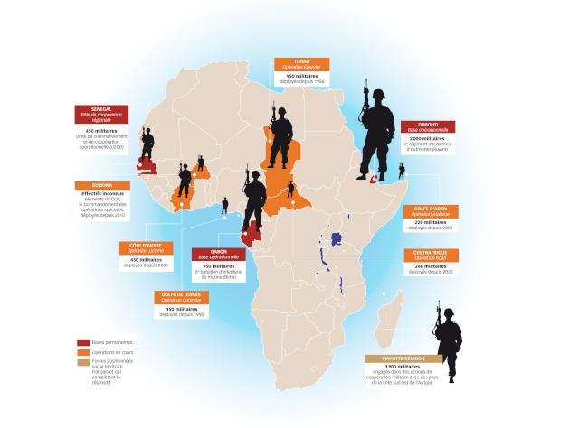 pour - Cartes et infographies de l'Afrique 216