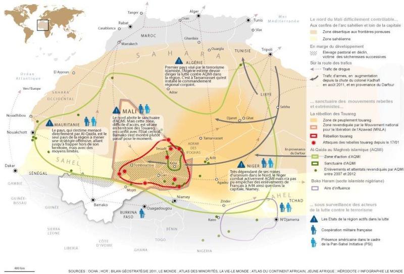 pour - Cartes et infographies de l'Afrique 218