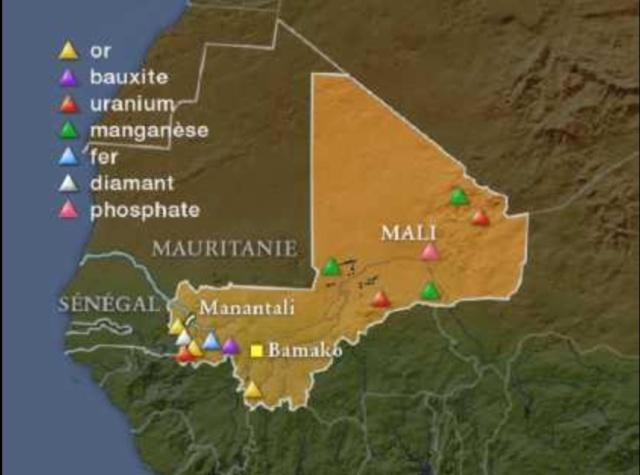 L'intervention militaire française au Mali vise-t-elle à assurer les intérêts d'Areva ? 311