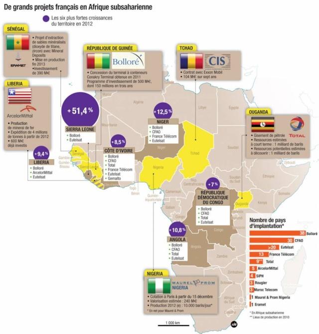 pour - Cartes et infographies de l'Afrique 313