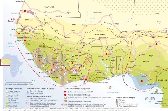L'intervention militaire française au Mali vise-t-elle à assurer les intérêts d'Areva ? 410