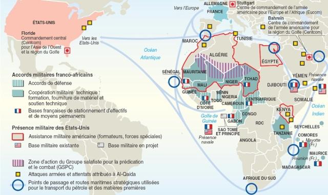 L'intervention militaire française au Mali vise-t-elle à assurer les intérêts d'Areva ? Carte_11