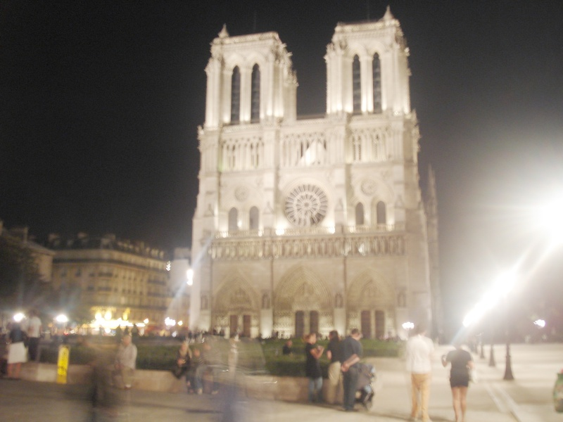 Here Are Some Pictures Of Famous Sights In Paris Dsc02115