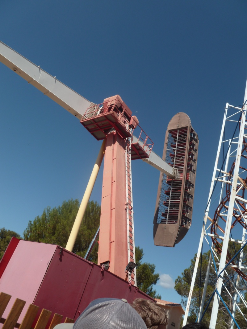 TR Futuroscope - Ok Corral - Port Aventura - Marineland P1030710