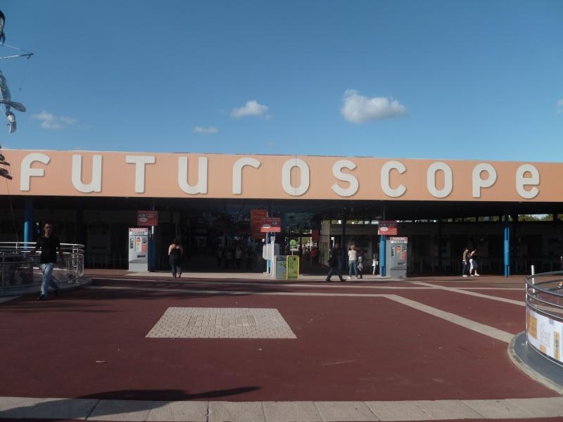 TR Futuroscope - Ok Corral - Port Aventura - Marineland P1040034