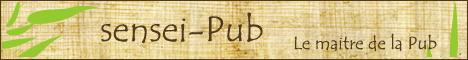 Nos logos pour les partenariats Sensei10