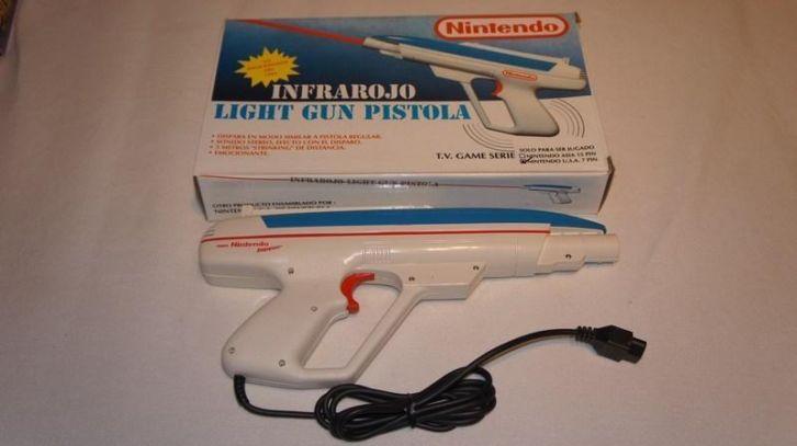 Zapper NES bizzare Zapper10