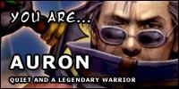 La saga Final Fantasy Auron10
