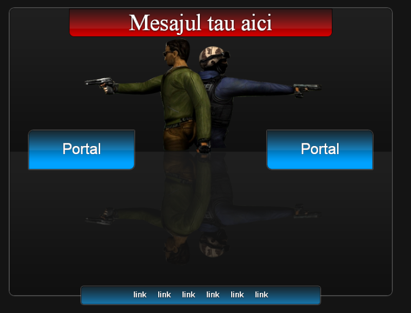 Counter-Strike Template Cstemp10