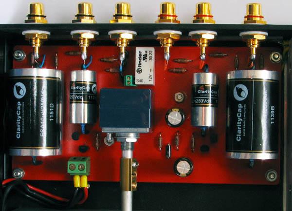 Condensatori Clarity Cap Esa